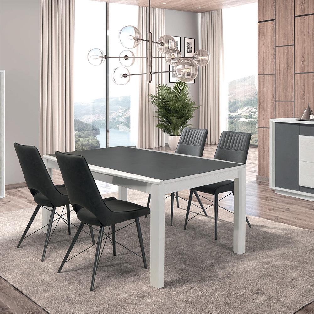 Meubles Girardeau Ouverture Table Full Ceramique 1 Allonge Facebook